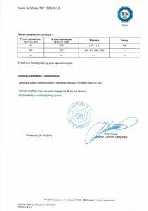 CERTYFIKAT POLSKI 15085 2 211x300