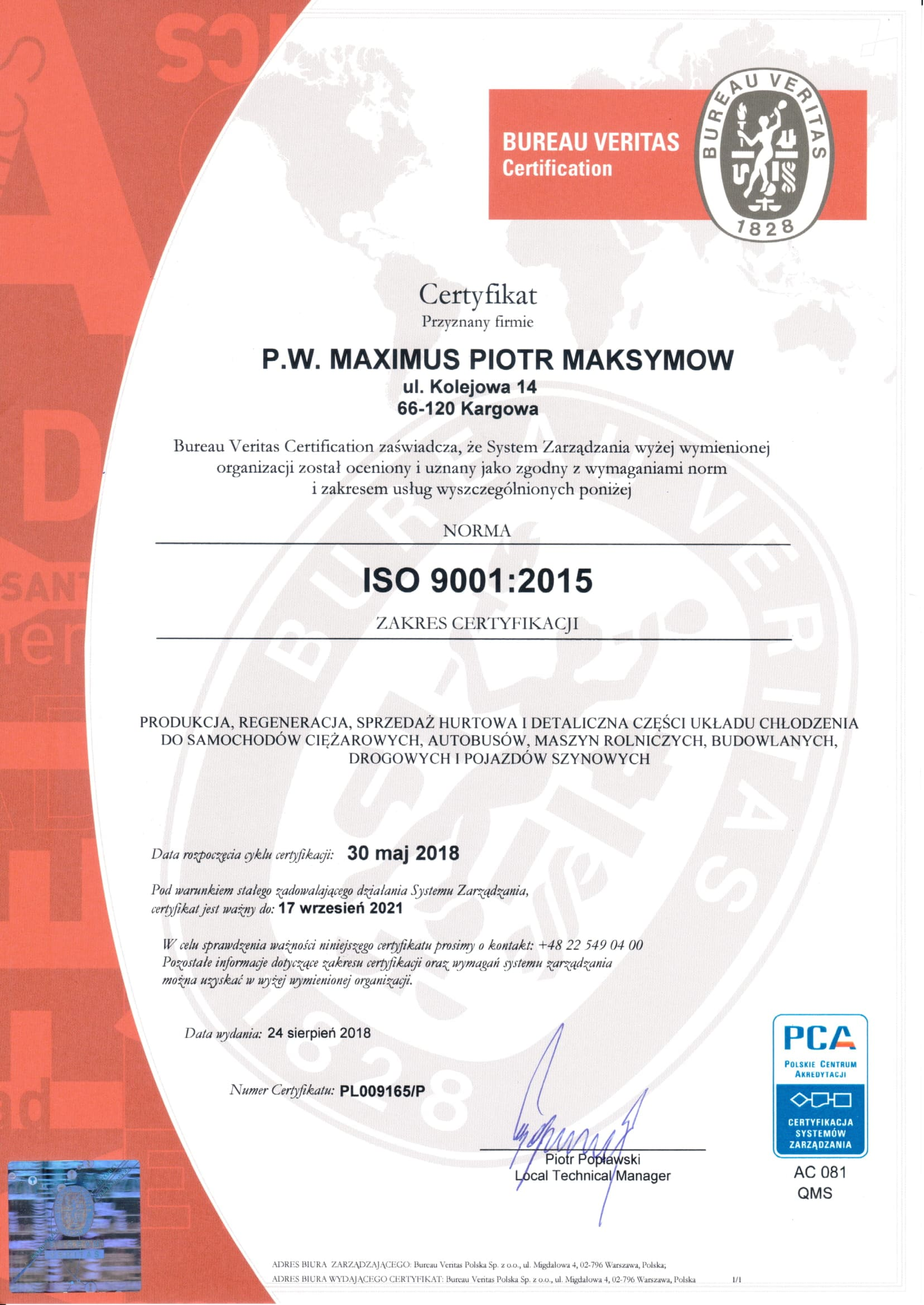 ISO2015certyf 1 5